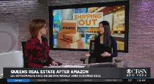 How Amazon Fallout Is Affecting NYC's Real Estate Market [Video]
