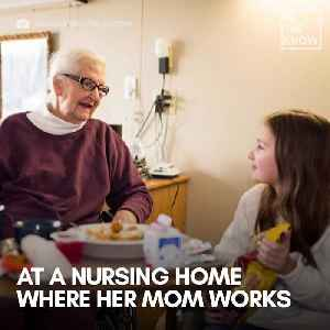 11-year-old raises $70K to grant nursing home residents' wishes [Video]