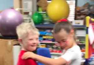 Special Needs Students in Stillwater Share Valentine's Day Dance [Video]