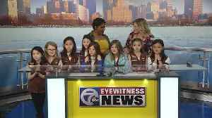 Williamsville Girl Scout Troop 30980 [Video]