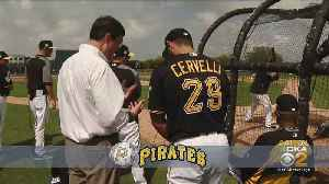 Pirates Host Owner Bob Nutting, Police Officers At Spring Training [Video]