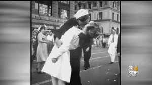 News video: Sailor In Iconic Times Square Kiss Photo At End Of World War II Dies