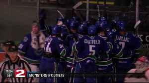 COMETS DEFEAT MONSTERS [Video]