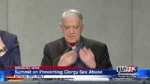 Summit on Preventing Clergy Sex Abuse [Video]