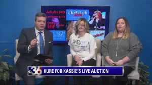 Kure For Kassie Live Auction and Benefit Dinner [Video]
