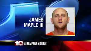 Indy man charged with attempted murder after allegedly shooting at Martin County deputy [Video]