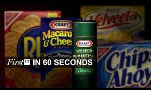 Kraft Foods to merge with Heinz, Greece raids public coffers | FirstFT [Video]