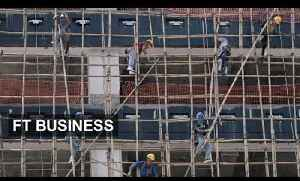 Hong Kong's construction worker shortage | FT Business [Video]