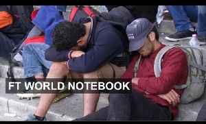 Refugees stranded at Budapest | FT World Notebook [Video]