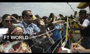 Venezuela-Colombia tensions rise | FT World [Video]