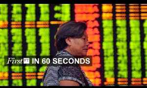 Chinese manufacturing shrinks | FirstFT [Video]