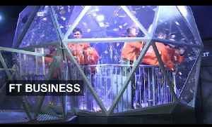 The rise of escape room games | FT Business [Video]