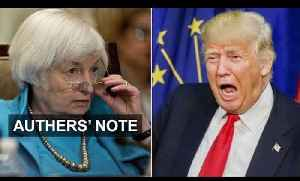 Expectations of Fed rate rise drop | Auther's Note [Video]