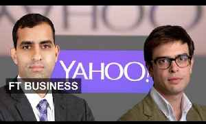 Yahoo on the block | FT Business [Video]