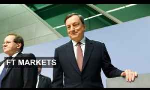 Mario Draghi defends ECB policy | FT Markets [Video]