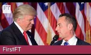 Trump chief of staff, Japan growth | FirstFT [Video]
