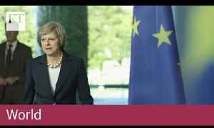 UK faces a €60bn Brexit bill | FT World [Video]