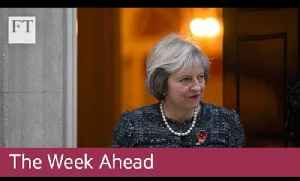 May's speech, UK inflation watch | The Week Ahead [Video]