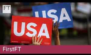 US election day, Iran gas deal | FirstFT [Video]