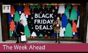 Black Friday sales, Autumn Statement | The Week Ahead [Video]