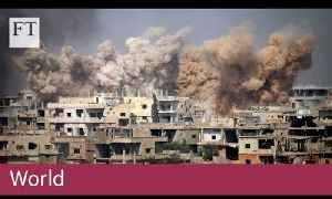 Syrian fighting intensifies | World [Video]