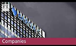Barclays charged with fraud | Companies [Video]