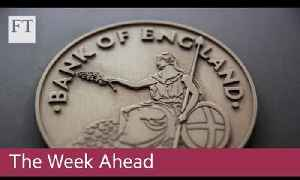 BoE rate decision, Apple reports third-quarter earnings [Video]