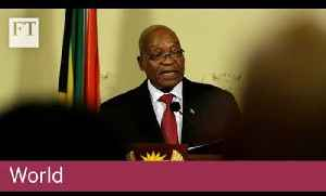 Jacob Zuma quits as president of South Africa [Video]