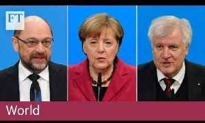 Germany's coalition of the unwilling [Video]