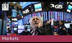 US sell off spreads to Asian markets [Video]