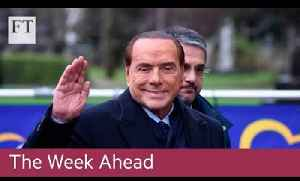 Italy votes, WPP reports results [Video]
