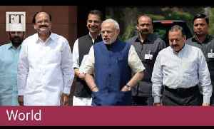 Modi targets election with budget sweeteners [Video]