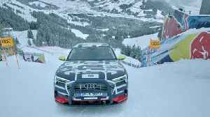 Audi e-tron extreme Action Clip [Video]