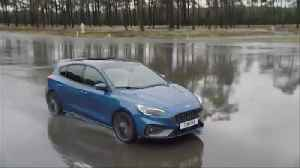 2019 Ford Focus ST Driving Video [Video]