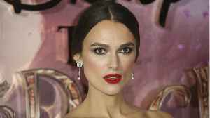 Keira Knightley Feels Times Are Divided And Calls For Unity [Video]