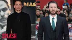 Channing Tatum And Chris Evans Were Nearly In Avatar! [Video]