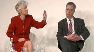 Populism or Democracy? Swedish MEP takes on Nigel Farage in Euronews panel in London [Video]