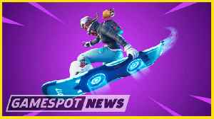 Fortnite Update Adds Driftboards And A New LTM [Video]