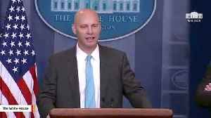 Marc Short Named As Pence's New Chief Of Staff [Video]