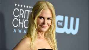 Amazon and Nicole Kidman To Release 'Sexy, Date-Night' Films [Video]