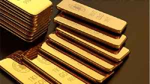 Gold Trades Up While Dollar Recedes [Video]