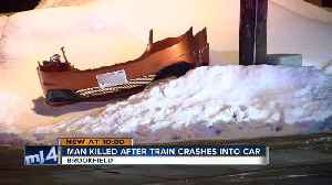 Witness says deadly Brookfield train crash 'looked unreal, like a movie' [Video]