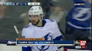 Nikita Kucherov has 5 points, Tampa Bay Lightning beat Columbus Blue Jackets 5-1 [Video]