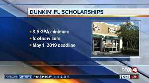 $1,000 scholarship for SWFL students [Video]