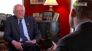 Bernie on age, socialism and 'demagogue' Trump [Video]