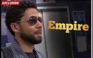 Report: Jussie Smollett's Role On 'Empire' Slashed [Video]