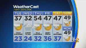 New York Weather: CBS2 2/18 Evening Forecast at 5PM [Video]