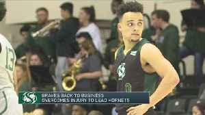 Sac State's Marcus Graves Bounces Back [Video]