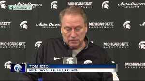Tom Izzo gives update on Nick Ward's surgery [Video]