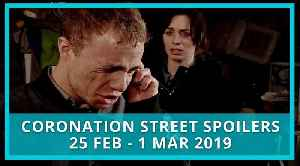 Coronation Street spoilers: 25 February - 1 March 2019 [Video]